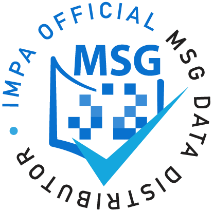 IMPA Official MSG Data Distributor logo